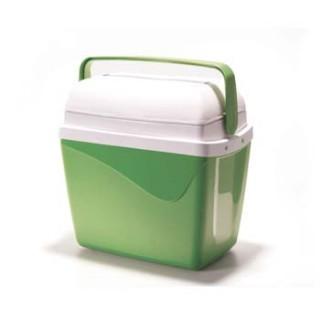 caixa térmica verde