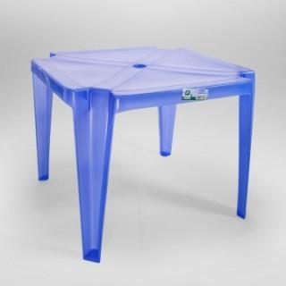 Mesa Infantil Plastex Azul