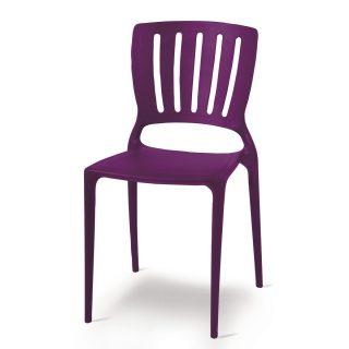 Cadeira Tramontina Sofia Roxa
